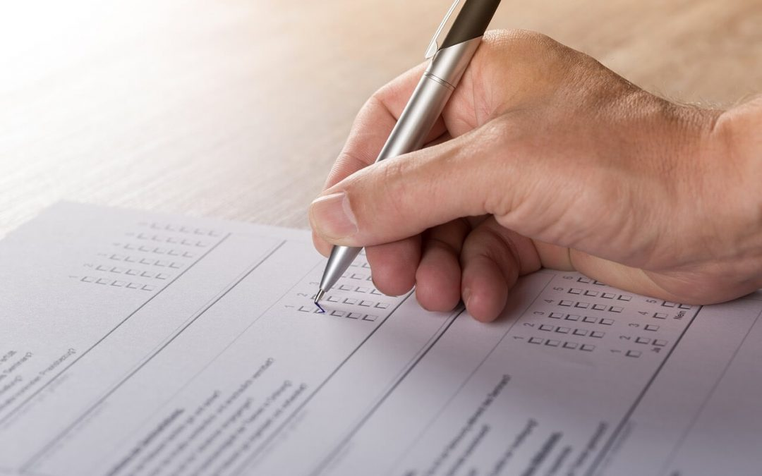 Voting forms