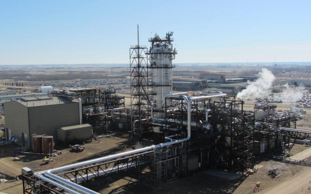 Ransomware attack on natural gas facility