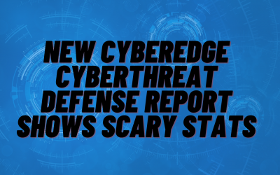 New CyberEdge Cyberthreat Defense Report Shows Scary Stats
